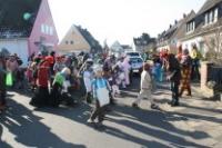 Kamelleregen für die Kolpingfamilie Vennhausen